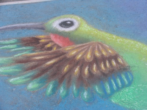 Temecula Street Paintings