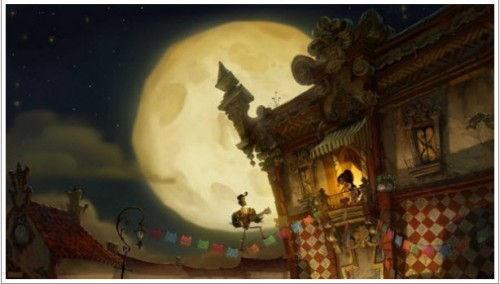 Book of Life Animation - Coming in October