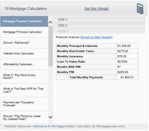 Mortgage calc 3pg